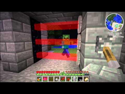 Let's Play Minecraft Sezon 3 #11 – Nowy mikrofon oraz portal gun