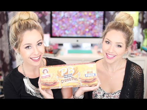 TASTE TEST | Little Debbie Peanut Butter Creme Pies