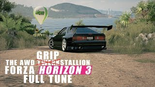FULL TUNE - The AWD RX-7 FC Gripstallion [Forza Horizon 3]