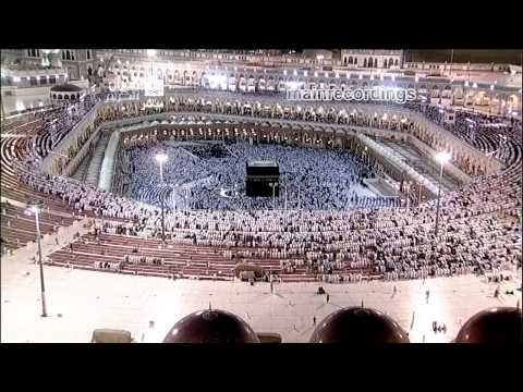 HD| Night 1 Ramadan 2012 Makkah Witr by Sheikh Sudais