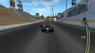 Need For Speed Pro Street v1.1 Drag Koenigsegg CCX 1st. new auto