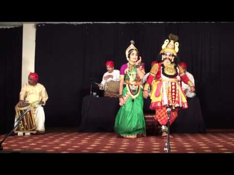 Yakshagana Raja Ugrasena Highlight video