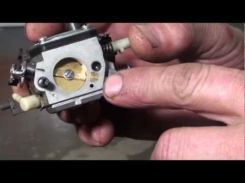 # 2 The chainsaw guy shop talk Husqvarna 359 357 carburetor repair 11 28 1