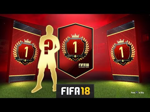 1ST IN THE WORLD REWARDS! - FUT Champs Monthly & Weekly Rewards