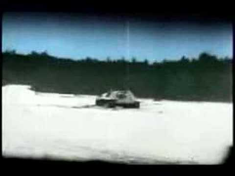 1944 The Goliath ll SdKfz303 Remote-Controlled Charge Layer