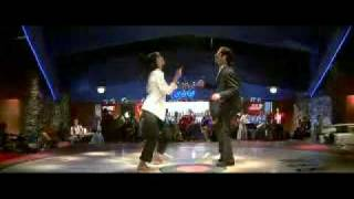 Pulp Fiction Dance Scene
