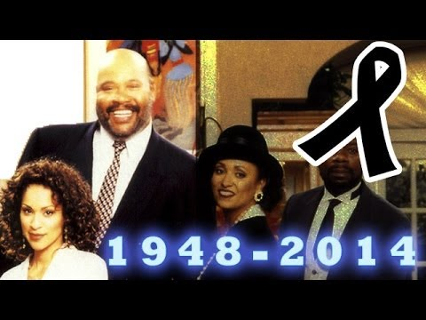 Adiós tío Phil - Fallece James Avery  1948- 2014 / Dies James Avery