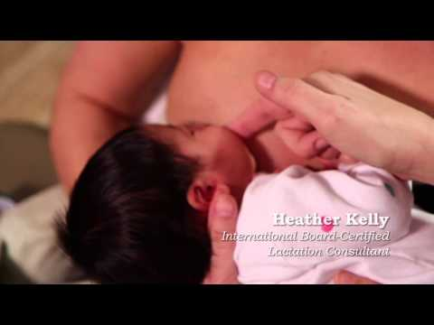 After Feeding, How To Break The Seal video