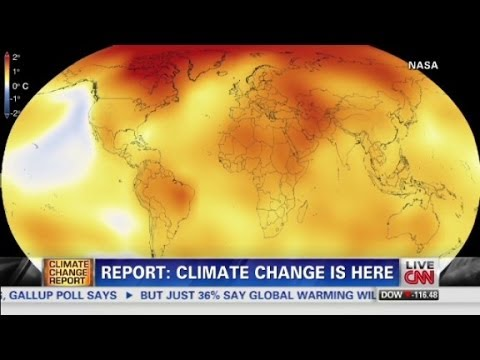 Climate Change Is Here