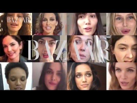 Las modelos españolas hacen Facetime