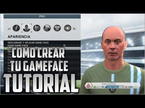 Tutorial como crear tu GameFace - FIFA 14
