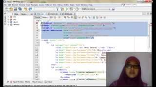 TUTORIAL DASAR TAMPIL DATA DARI DATABASE MYSQL BERBASIS JAVA WEB JSP NETBEANS 7.2