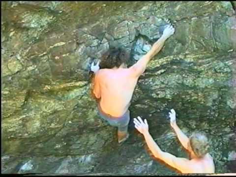 Tour de Bloc Helvetique avec Fred Nicole, 1996