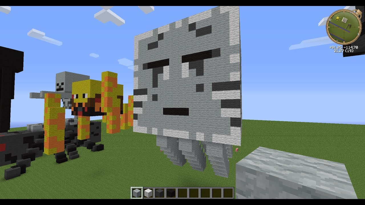 Minecraft How To Automatically Build