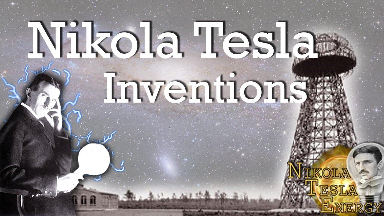 Nikola Tesla Inventions Reviews Robotics Youtube