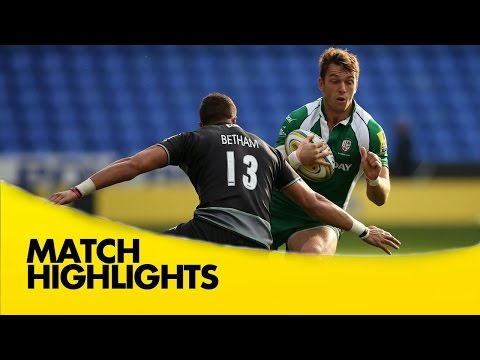 London Irish Vs Leicester Tigers - Aviva Premiership 2015/16