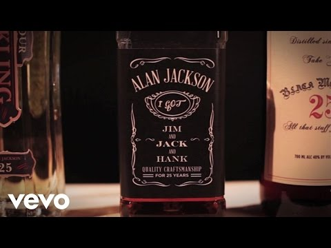 Alan Jackson - Jim And Jack And Hank
