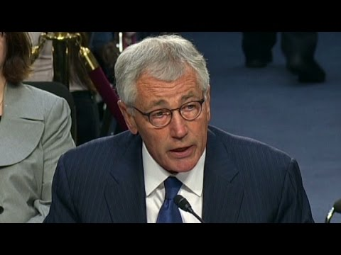 Hagel: Iraqis must unite against ISIS