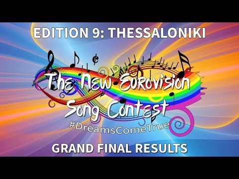 Eurovision 2018: My top 43 (studio versions) (outdated video)
