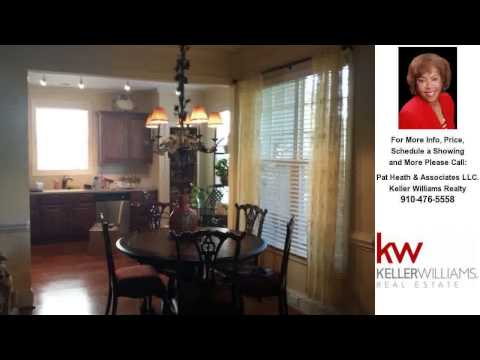 3310 Starboard Way, Fayetteville, North Carolina Presented by Patricia Heath.