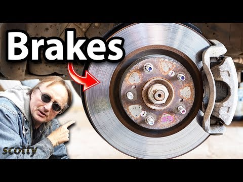 How to Replace Brake Pads and Rotors in Your Car (COMPLETE Guide)