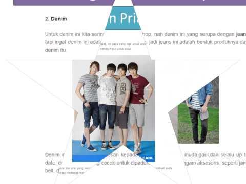 Tips Fashion Yg Bikin Pria Tampil Keren | dompet model sekarang | 087 700 600 121