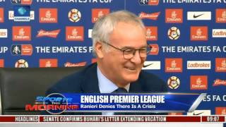 Sports This Morning: Focus On English Premier League