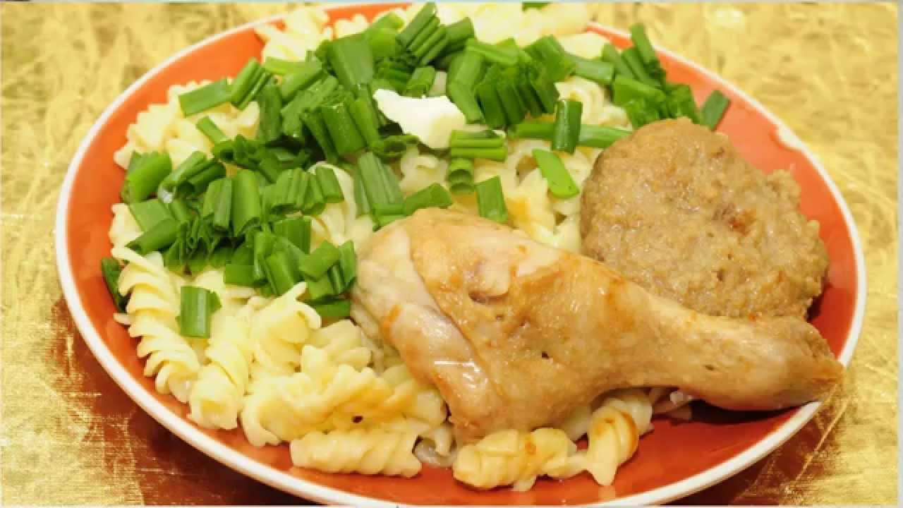Приготовить макароны с фаршем с соусами