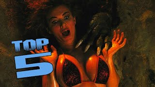 TOP 5 - Monster Romances in movies