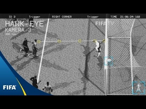 Goal-line technology: Hawk-Eye explained