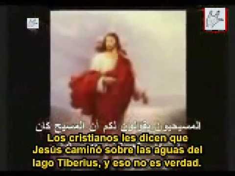 TV israelí blasfema contra Jesucristo y la virgen María