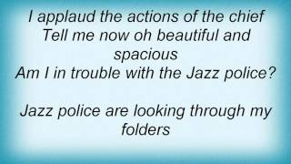 Watch Leonard Cohen Jazz Police video