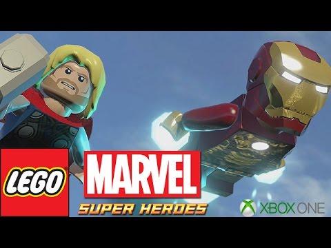 Lego Marvel Superheroes That Sinking Feeling