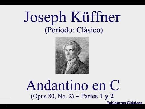 Joseph Kuffner - Opus 80 No 19