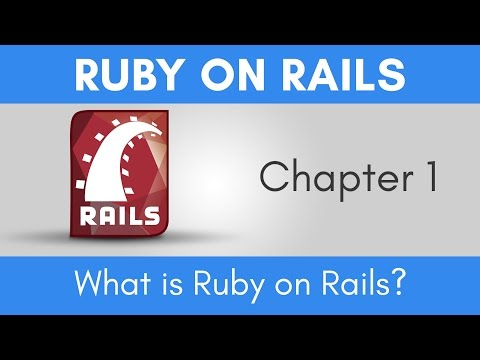 What is Ruby on Rails? | Chapter 1 | Eduonix