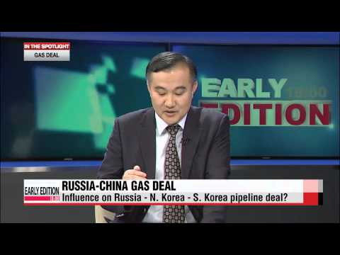 China-Russia gas deal: Implications on Korean industry