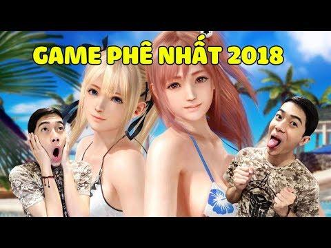 GAME PHÊ NHẤT 2018 của CrisDevilGamer