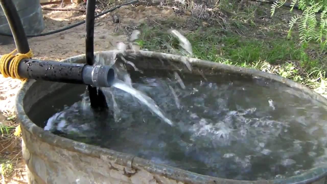 Tandem Air Lift Water Well Pump Update Part 3 Of Yep