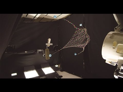 PATENDER: GMV'S trailblazing low-gravity space-debris capture system