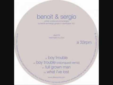 Benoit & Sergio : Boy Trouble