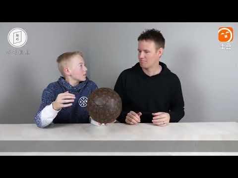 這才是親爹! 兒子喜歡踢足球, 老爸花5000美元買球給他用! 土豆視頻