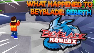 What Happened to Beyblade: Rebirth? [Roblox Beyblade Game]