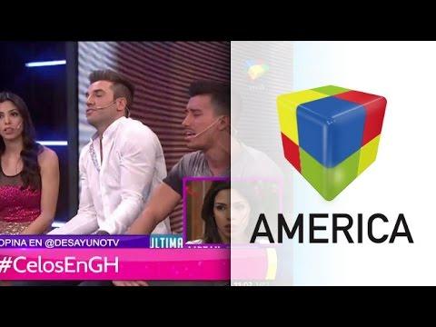 #GH2015: Nico estalló con Maypi y Fernando por celos