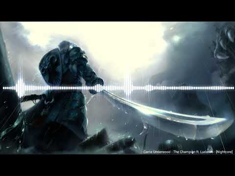 Carrie Underwood - The Champion ft. Ludacris - [Nightcore]