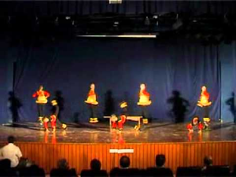 Wooers - A Comic Folk Dance. video