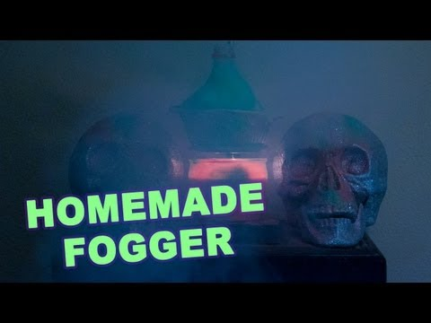 5 Dollar Fog Machine