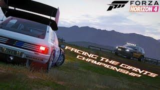 Forza Horizon 4 - Facing The Giants Championship