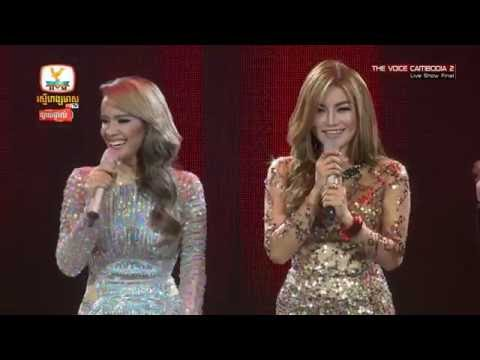 The Voice Cambodia - San Sreylai vs Pich Sophea  - Live Show Final 19 June 2016