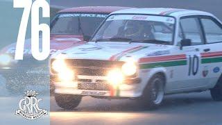 Intense Ford Battle   Capri v Escort showdown
