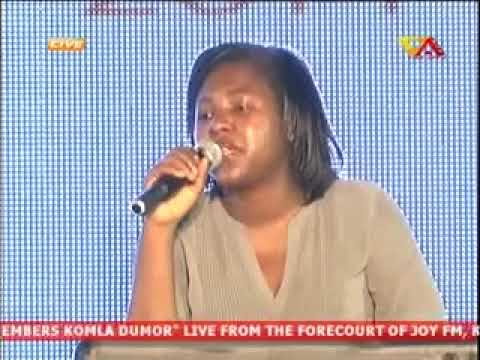 Full Coverage of Multimedia Remembers Komla Dumor with Music and Poetry (24-1-14)